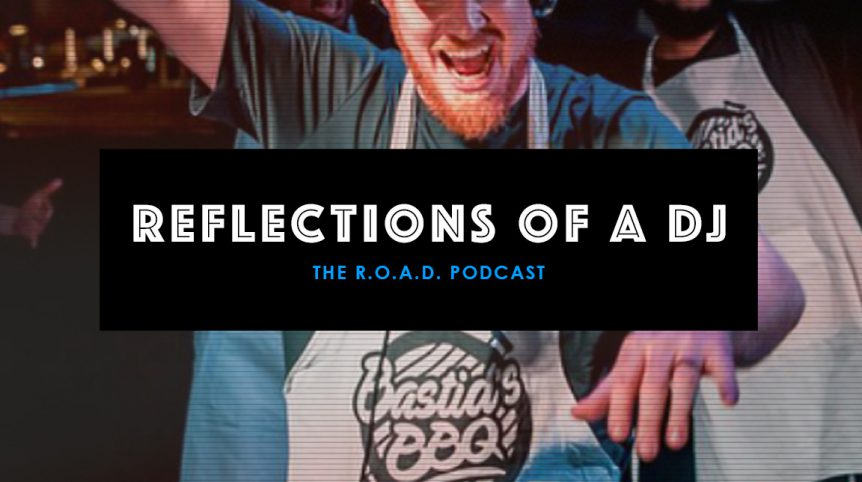 The Reflections Of A DJ podcast featuring Skratch Bastid