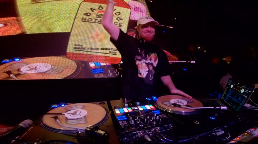 Live Set Video: Skratch Bastid @ Red Bull 3Style Worlds IX 2019 in Taipei