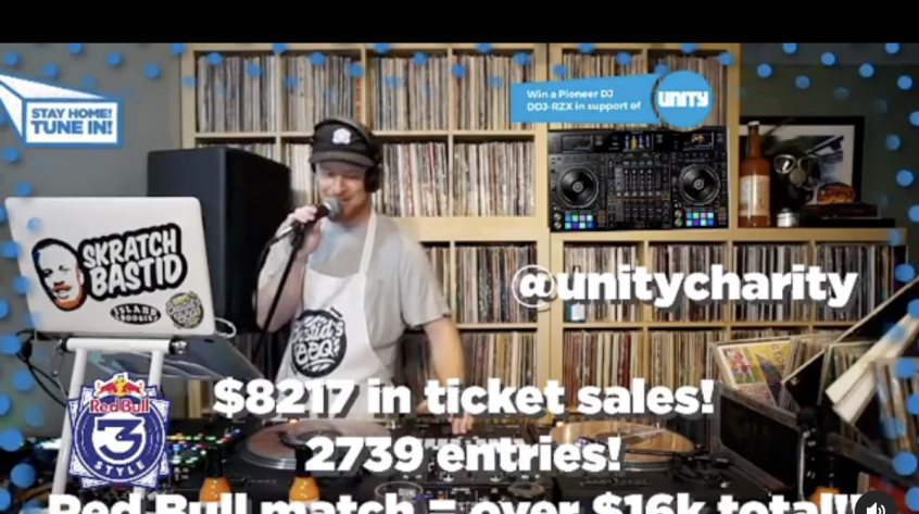 Bastid's BBQ raises over $16k for Unity Charity + watch highlights